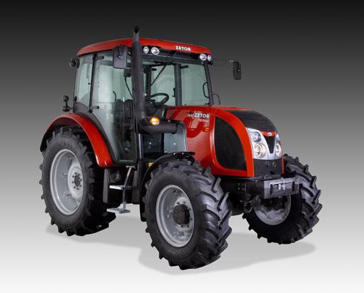 zetor traktori
